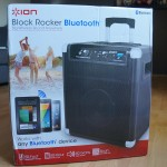 Werbung   ION Block Rocker – Portables Soundsystem für jede Party
