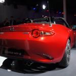 Werbung | Weltpremiere des neuen Mazda MX-5 – Eine neue Generation Roadster