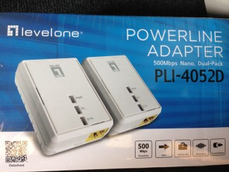 Werbung | Flexibel und schnell auch ohne WLAN im Netzwerk unterwegs – DLAN-Powerline-Adapter PLI-4052D