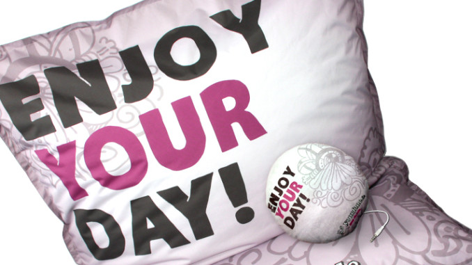 Werbung | Gewinnspiel: Sitzsack inklusive Musikkissen von yourfone.de – Enjoy your Day