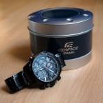Werbung | CASIO Edifice EQB-500 – Smartwatch von CASIO im Test