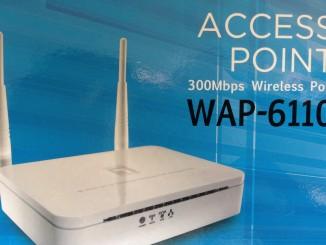 Werbung | LevelOne Access Point WAP-6110 – für Drahtlosanwendungen mit bis zu 300 MBit/s