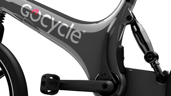 Elektrobike Gocycle G2R