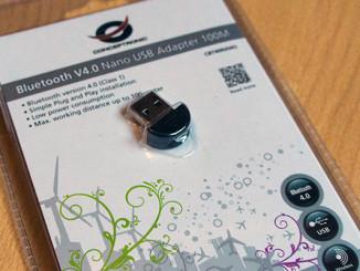 Werbung | Bluetooth V4.0 Nano USB Adapter – Bluetooth Adapter für eine drathlose Verbindung