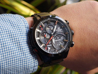 CASIO Edifice EQB-500 – Smartwatch von Casio im Test