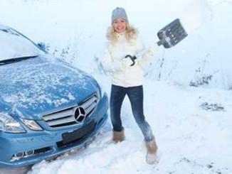 Auto effektiv von Schnee und Eis befreien #KUNGS