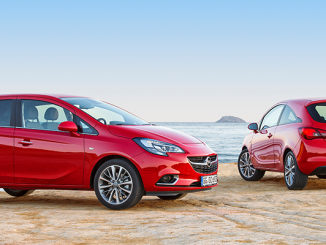 Der neue Opel Corsa E 2014