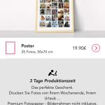Sei kreativ und erstelle ganz einfach kreative Drucksachen mit deinem Smartphone