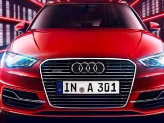 Audi A3 Sportback e-tron Special