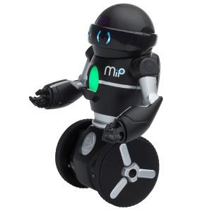 WowWee MiP-Roboter - Kleiner Spieleroboter mit vielen Funktionen in schwarz