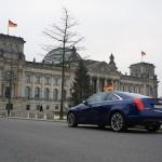 Werbung | Das neue ATS Coupé von Cadillac – #CadillacExperience in Berlin