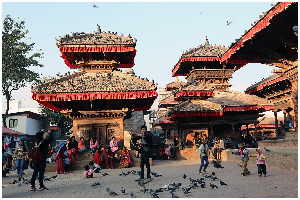 Eine abenteurliche Reise in eine andere Welt – Kathmandu #xtrail