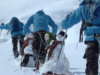 Zurich rettet euren Schneemann vor dem schmelzen