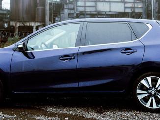Werbung   Nissan bringt den Puls zum pulsieren – Der Nissan Pulsar zeigt viele neue Ansichten