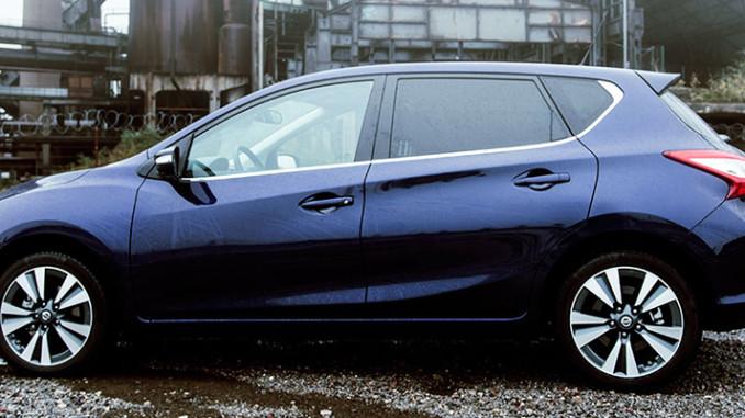 Werbung | Nissan bringt den Puls zum pulsieren – Der Nissan Pulsar zeigt viele neue Ansichten