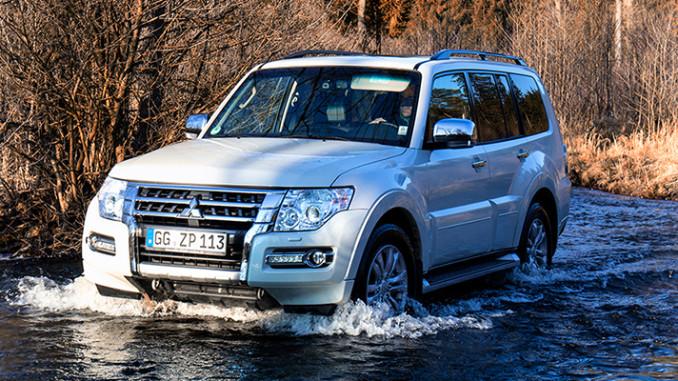 Werbung | Mitsubishi Pajero – Offroader und Reiselimousine in einem