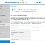 Werbung | smartsteuer – Steuerklärung bequem per App durchführen