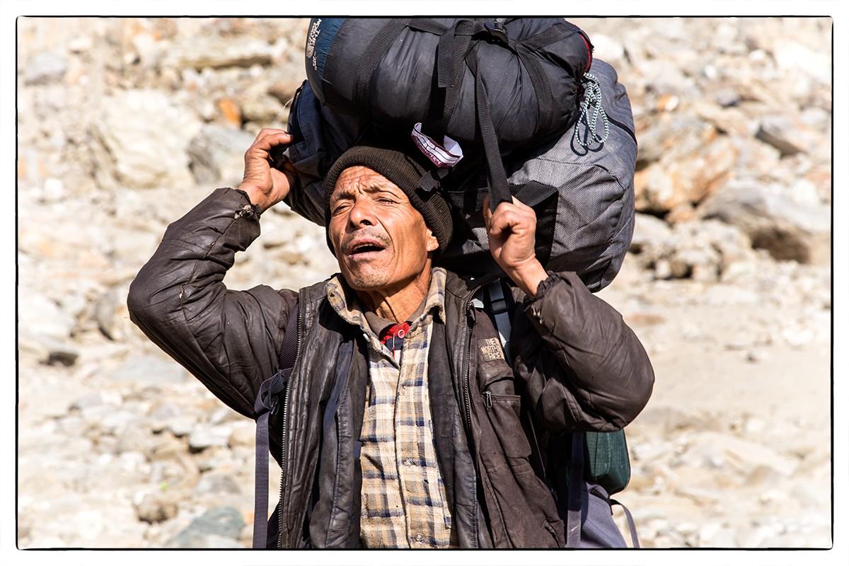 Nepal Gesichter