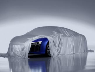 Werbung | Audi zeigt Laser-Scheinwerfer des neuen R8