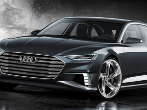 Showcar Audi prologue Avant
