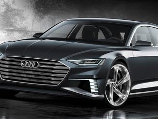 Showcar Audi prologue Avant