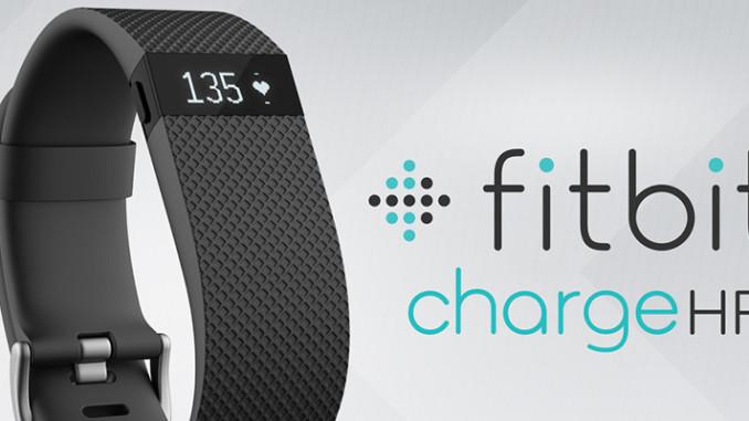 Fitbit Charge HR - Fitness-Tracker mit Herzfrequenzmesser