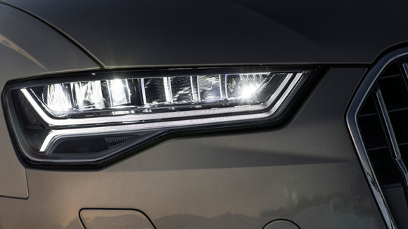 Audi Matrix LED-Scheinwerfer