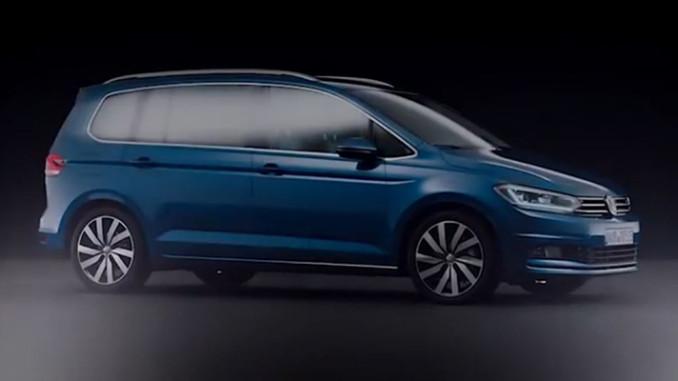 Volkswagen präsentiert den neuen Touran