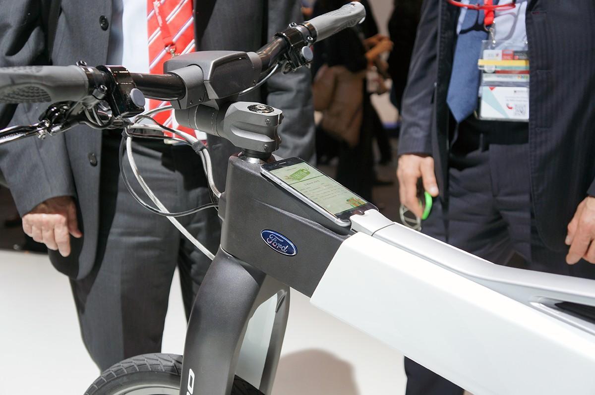 Zukunft gestalten mit Visionen von  heute – Ford stellt neues E-Bike Konzept auf dem MWC in Barcelona vor #FordMWC