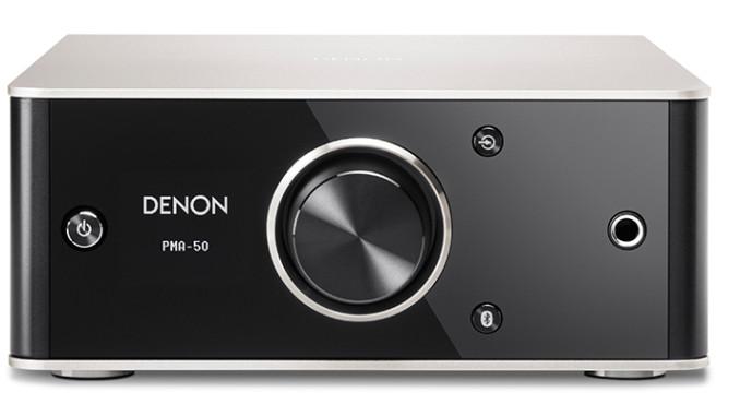 Lifestyle-Stereoverstärker Denon PMA-50