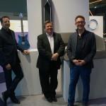 Ford auf dem Salone del Mobile in Mailand – Ausstellungstücke im Stil des Ford GT - Designer