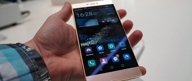 Vorgestellt: Huawei P8 – Global Launch in London