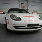 Werbung   Blick hinter die Kulissen der Osram GmbH – Lichtumbau eines Porsche 911
