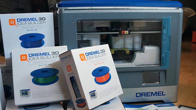 Werbung | Dremel 3D Idea Builder – 3D Drucker ausgepackt und angeschlossen