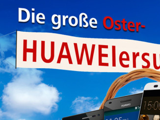Huawei - Easter Campaign