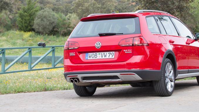 Werbung | Fahrbericht VW Golf Alltrack