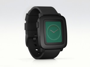 Pebble Time – Neue Smartwatch aus Crowdfundig Projekt