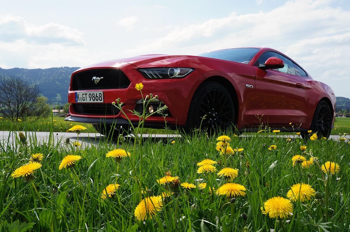 Unterwegs im neuen Ford Mustang – Eine Legende kommt zurück nach Europa