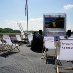 Werbung   43. ADAC Zurich 24h-Rennen auf dem Nürburgring – 24 Stunden Motorsport-Feeling im Nissan Race Camp