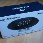"Getestet: Auna Swizz Mediacenter - Multimedia-Player mit 7"" Multi-Touch-Display Karton"