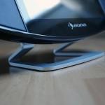 """Getestet: Auna Swizz Mediacenter - Multimedia-Player mit 7"""" Multi-Touch-Display Ständer"""