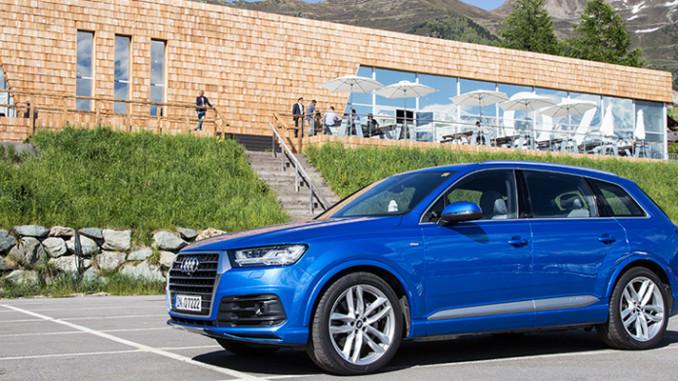 Werbung | Der neue Audi Q7 – moderne Luxusklasse im SUV-Bereich