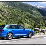 Werbung   Der neue Audi Q7 – moderne Luxusklasse im SUV-Bereich