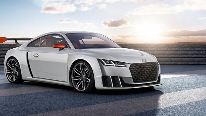 Audi bringt Technikstudie mit