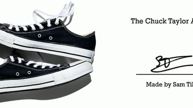 Werbung | Chucks Converse von Foot Locker – Ein Lebensgefühl das nie verblasst