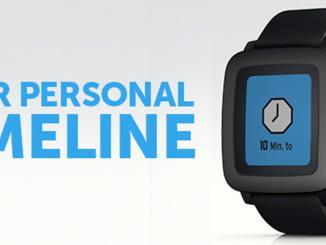 Werbung | Pebble Time – Neue Smartwatch aus Crowdfundig Projekt