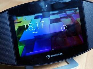 "Getestet: Auna Swizz Mediacenter - Multimedia-Player mit 7"" Multi-Touch-Display"