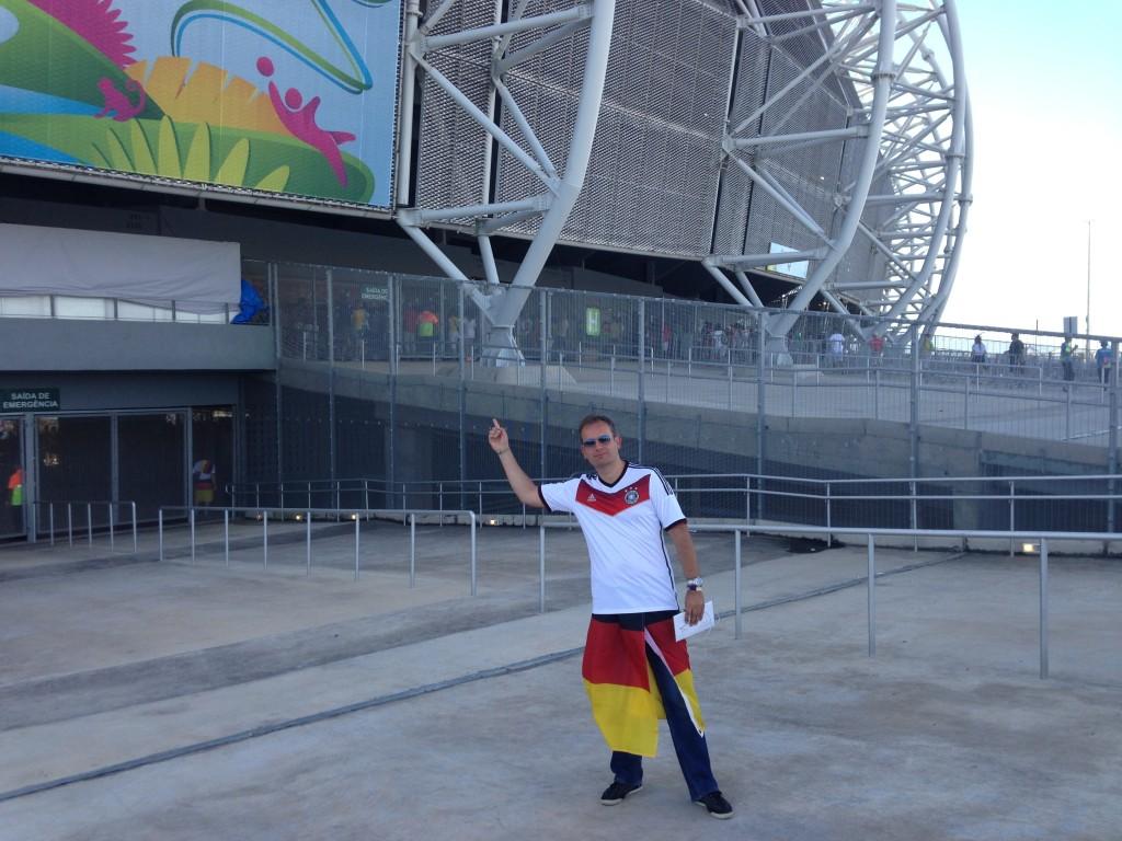 Brasilien #FanForceOne