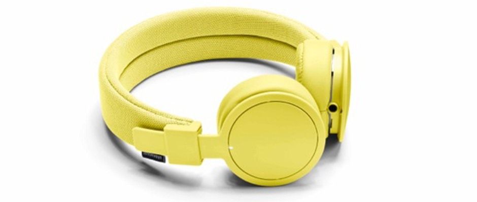 Plattan ADV Wireless – Kabelloser On-Ear Kopfhörer mit Touch-Interface