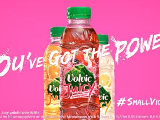 Werbung | Die kleinen Erfolge im Leben feiern – You´ve got the Volvic Juicy Power #smallvictory